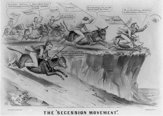 sectionalism thesis